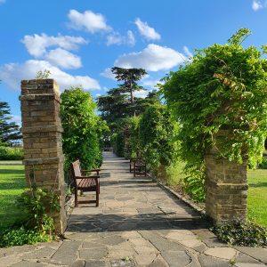 Danson Park Old English Garden