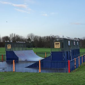 East Wickham Open Space Skate Park