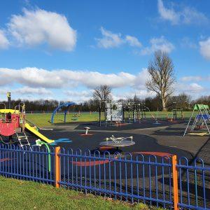 East Wickham Open Space Playground