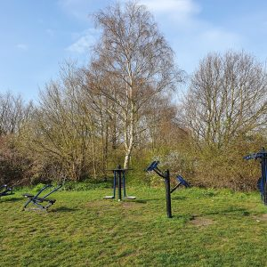 East Wickham Open Space outdoor gym