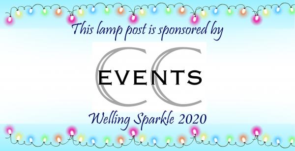 Lamp post - CC Events