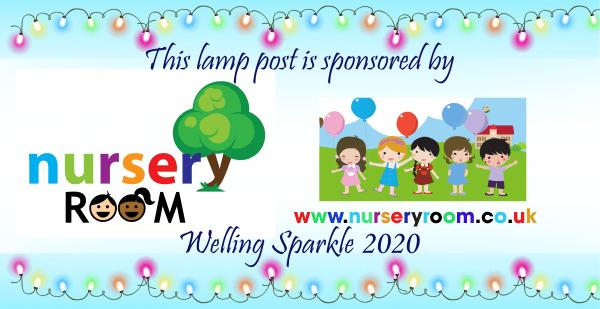 Lamp post - Nursery Room