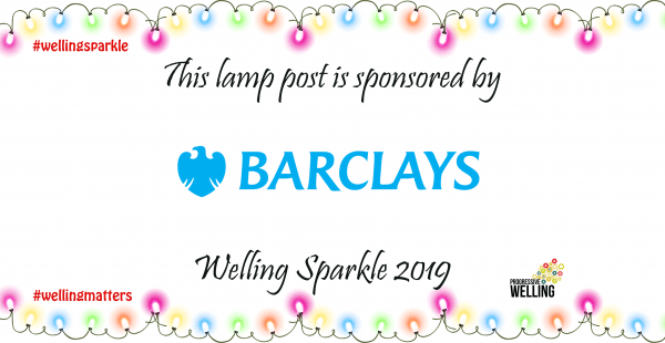 Lamppost Sponsor - Barclays