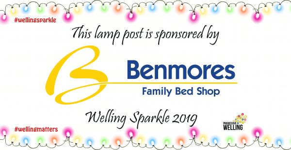 Lamppost Sponsor - Benmores
