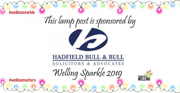 Lamppost Sponsor - Hadfield
