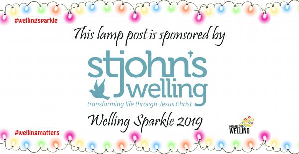 Lamppost Sponsor - St Johns