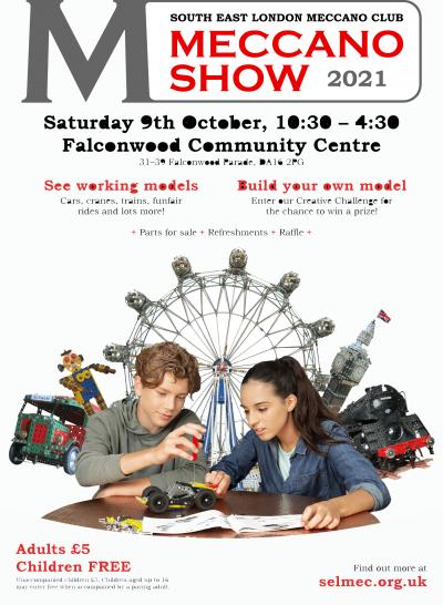 SELMEC Meccano Show 9th October
