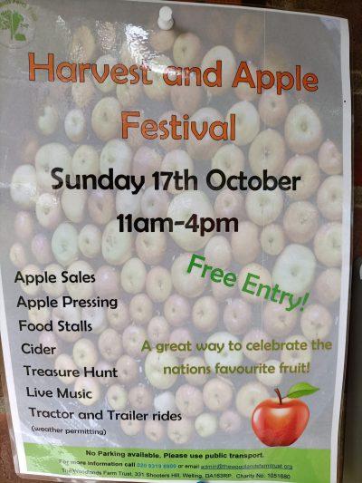 Woodlands Farm Harvest and Apple Festival